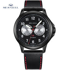 Seagull Date Chinese Military Watch Arabic Numerals Mechanical Automatic Watch