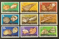 Grenadines of St Vincent. Shells & Molluscs. (with date 1976). MNH. (Y147)
