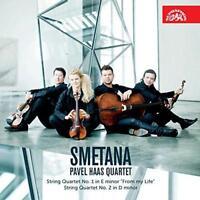 Pavel Haas Quartet - Smetana - String Quartets No 1 And 2 (NEW CD)