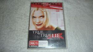 True, True Lie - Jaime King - Super Rare - Ex Rental DVD - R4