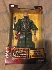 New, in Package, Pirates of the Caribbean At World's End Captain Sao Feng Doll