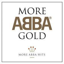 ABBA MORE ABBA GOLD GREATEST HITS CD ALBUM (2008)