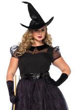 Queen Darling Spellcaster Costume 85529x Leg Avenue Black 3x4x