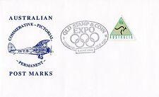 Permanent Commerative Pictorial Postmark - Brisbane 8 Jun 1996 - 45c