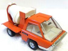 Vintage 1970S Structo Cement Concrete Truck Pressed Steel Toy