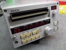 ESTATE* VINTAGE PRO DENON DN-970FA CD CART PLAYER > YOU TUBE VIDEO DEMO