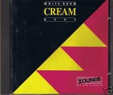 Cream White Room   (Best of) Zounds CD RAR