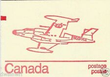 Canada, 1974 -25¢ Caricature Booklets #BK74, with 'Counter Mark' - CV $5.00
