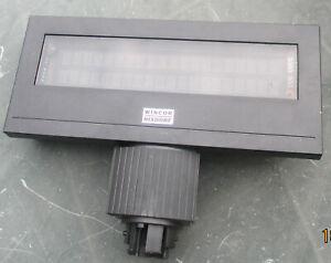 Wincor Nixdorf BA63 USB Customer Display  Black With No Stand