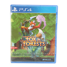 Playstation 4 - Fox n Forests - Strictly Limited Games - NEU & OVP