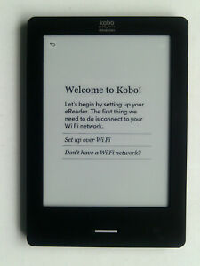 """Kobo Touch N905C Black 6"""" e-Book Reader"""