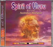 Spirit of Uluru Music of the Australian Aborigine (1999) [CD]