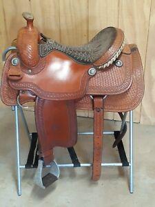 Billy Cook Roping Saddle