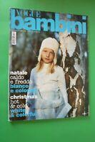 Vogue Niños Kids Moda Fashion N.177 Noviembre/Diciembre 2003 Christmas