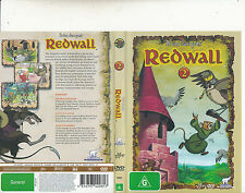 Brian Jacques-Redwall-Volume 2-1999-Animated Redwall-DVD