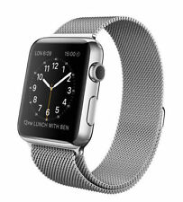 Stainless Steel Case Android Smart Watches