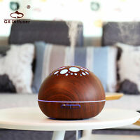 GX Diffusers Ultrasonic Air Humidifier Oil Aroma Diffuser Aromatherapy 300ML