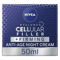 Nivea Hyaluron Filler Anti Age Cellular night cream 50 ml