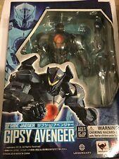 Pacific Rim Uprising Gipsy Avenger Figurecomplete authentic Robot Spirit Bandai
