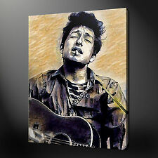 BOB DYLAN CANVAS PRINT PICTURE WALL ART VARIETY OF DESIGNS AND SIZES AVAILABLE