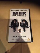 Men In Black 2 Vhs Brand New