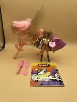 Starburst She-Ra with Crystal Swift Wind Set Complete with brush and comb Rare!