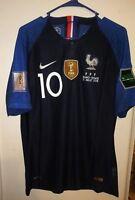 Nike Vapor France MBAPPE  (Final Version) Jersey