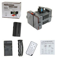 1040A LED Video Light Lamp for Nikon Canon DSLR Camera Camcorder