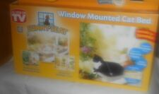 Oster Sunny Seat Window-mounted Cat Bed 50 Lbs