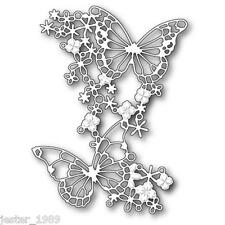 Memory Box Die - Dizzy Butterflies - MB99445 - Free UK P&P