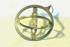 Antique Brass Universal Equinoctial Ring Dial English Circa 1800s