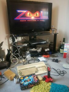 RETRO VINTAGE Commodore Amiga 1200 A1200 collectable bundle