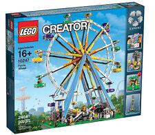 NEW NIB LEGO Creator Expert 10247 Ferris Wheel NISB Factory Sealed