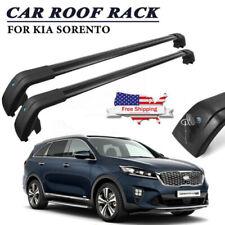 1 Pair Top Roof Rack Fit FOR 2014-2019 KIA SORENTO Baggage Luggage Cross Bar Set