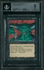 Magic MTG Arabian Nights Juzam Djinn BGS 9 (9, 9, 8.5, 9.5)
