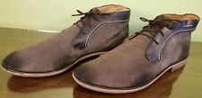 "7 For All Mankind Men's Brown ""Cruz Boot"" Size 13 US/46 EU/12 UK - VGPC  $210.00"