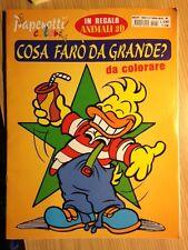 Album da colorare PAPEROTTI COLOR COSA FARO' DA GRANDE