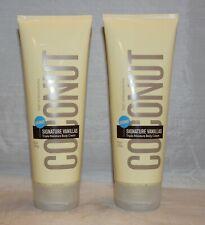 Bath & Body Works Signature Vanillas Coconut Vanilla Body Cream X 2