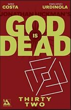 God is Dead  #32 First Print Avatar