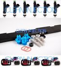 Bosch ev14 750cc fuel injectors rail 1jz JZX100 JZX110 JZZ30 VVT-i CRESTA 1JZGTE