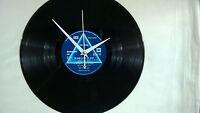 "PINK FLOYD Dark Side Of The Moon 12"" VINYL LP  Wall Clock (Quadraphonic)"