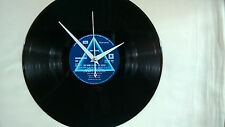 "PINK FLOYD Dark Side Of The Moon 12"" VINYL LP  Wall Clock (Quadraphonic)"