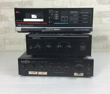 JOBLOT OF AIWA Stereo Cassette Deck, Eagle Public Address Amplifier, ADS PA amp