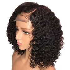 Short Curly Human Hair Wig for Black Women Lace Front Wigs Hair Brazilian Wigs