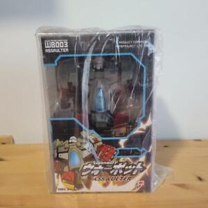 [SUPER RARE] Fansproject WB003 WARBOT ASSAULTER - BRAND NEW