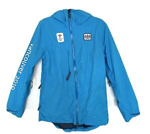 Women's 2010 Vancouver Winter Olympics Volunteer Jacket Med Hudson's Bay Co.