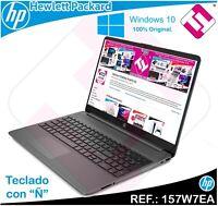 PORTATIL 15,6 TELETRABAJO HP RYZEN 3 15S-EQ1010NS 3250U SSD 512GB ( PROPUESTAS )