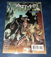 Batman Eternal #1 1:50 Andy Kubert variant Dc Comics 2014 Scott Snyder Rare Htf