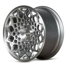 "19"" Radi8 R8B12 Wheels - Matt Silver Machined - VW / Audi / Mercedes 5x112"