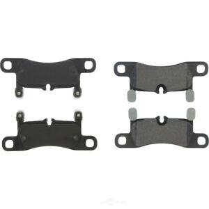 Disc Brake Pad Set-Street Brake Pads Rear Stoptech 308.14530
